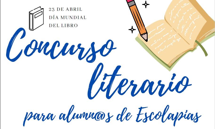 CONCURSO LITERARIO ESCOLAPIAS