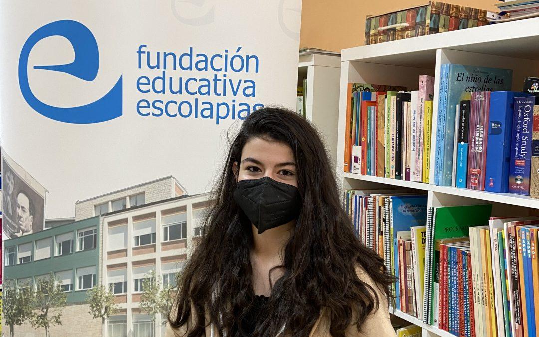 ¡Jimena López Rodríguez Campeona en la Olimpiada Matemática!